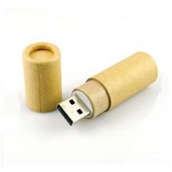 Pen Drive Cilindrico Ecológico 8Gb