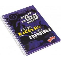 Caderno A4 Plastificado