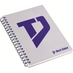 Caderno Executivo Plastificado