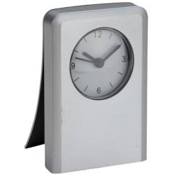 Relógio Analógico De Mesa C/ Porta Recado