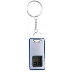 Chaveiro Relógio C/ Display Transparente