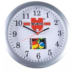 Relógio De Parede Big Plásticos Redondo
