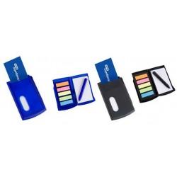 Bloco De Anotação Postit, Porta Cartão e Caneta