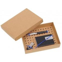 Kit Caneta, Pen Drive E Porta Cartão
