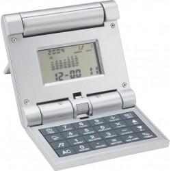 Calculadora Com Relógio E Calendário