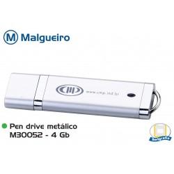 Pen Drive Emborrachado 4Gb