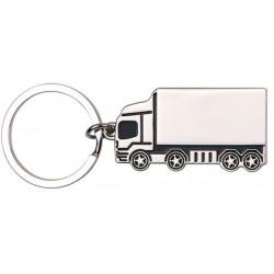 Chaveiro Caminhão Metálico