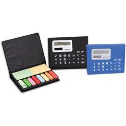 Porta Lembrete Adesiva E Calculadora