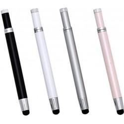 Mini Caneta Metálica Para Tablet