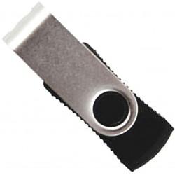 Pen Drive Giratório 8Gb Supertalent